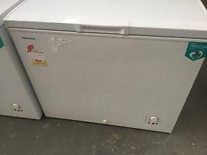 Hisense 205L Chest Freezer HR6CF206 refurbished one year warranty Glenroy Moreland Area Preview