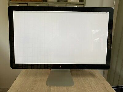 "Apple Thunderbolt Display 27""  LED Monitor model A1407"