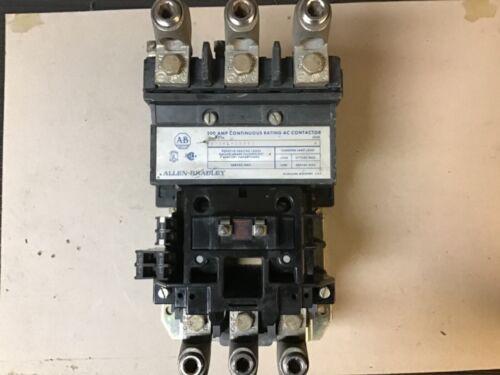 Allen-Bradley 500FL-EOD93 Lighting Contactor 200 Amp 120 Volt Coil