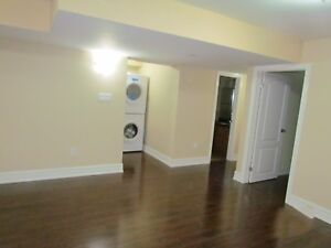 NEW BEAUTIFUL BASEMENT APARTMENT IN AJAX FOR $1200