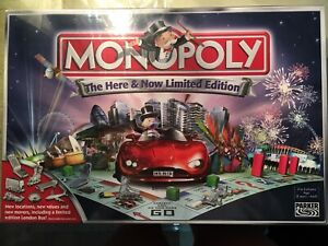 monopoly here and now edition   Board Games   Gumtree