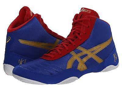 0e50e8ea53 Gold Wrestling Shoes - 2 - Trainers4Me