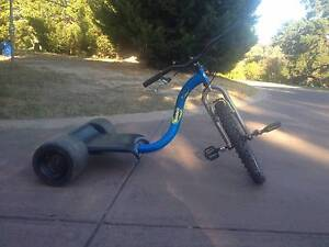 Custom Huffy Slider Drift Trike - G machine wheels, Custom seat Warrandyte Manningham Area Preview