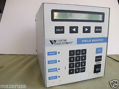 Unitek Weldmatic 3-129-01 Welder Controller Miyachi Unitek Welder Controller