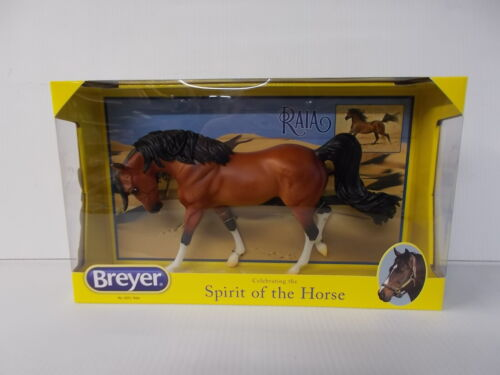 Breyer Traditional Raia #1832 Limited Edition 2020 Brick and Mortar Arabian