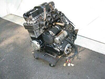 1985 Yamaha XJ700X XJ700 Maxim Engine Motor Mint 2K Miles Warranty Free Ship