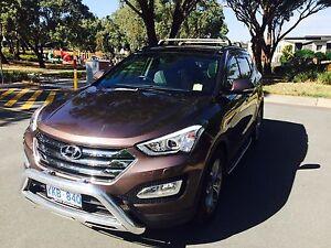 2014 Hyundai Santa Fe HighLander CRDi 4x4 DM Gungahlin Gungahlin Area Preview