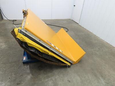 Vestil Hydraulic Lift Tilt Table 2000lb 50 X 60 Top Tilts 45 Box Tipper 3ph