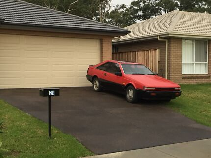 1985 Nissan Gazelle S12 Silvia