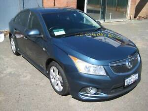 HOLDEN CRUZE SRIV MANUEL 6 SPEED ,1.4 TURBO, LOW KS Bedford Bayswater Area Preview