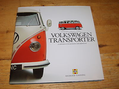 Sale Book - VW Transporter-Haynes Great Cars by Richard Copping .Was £19.95.
