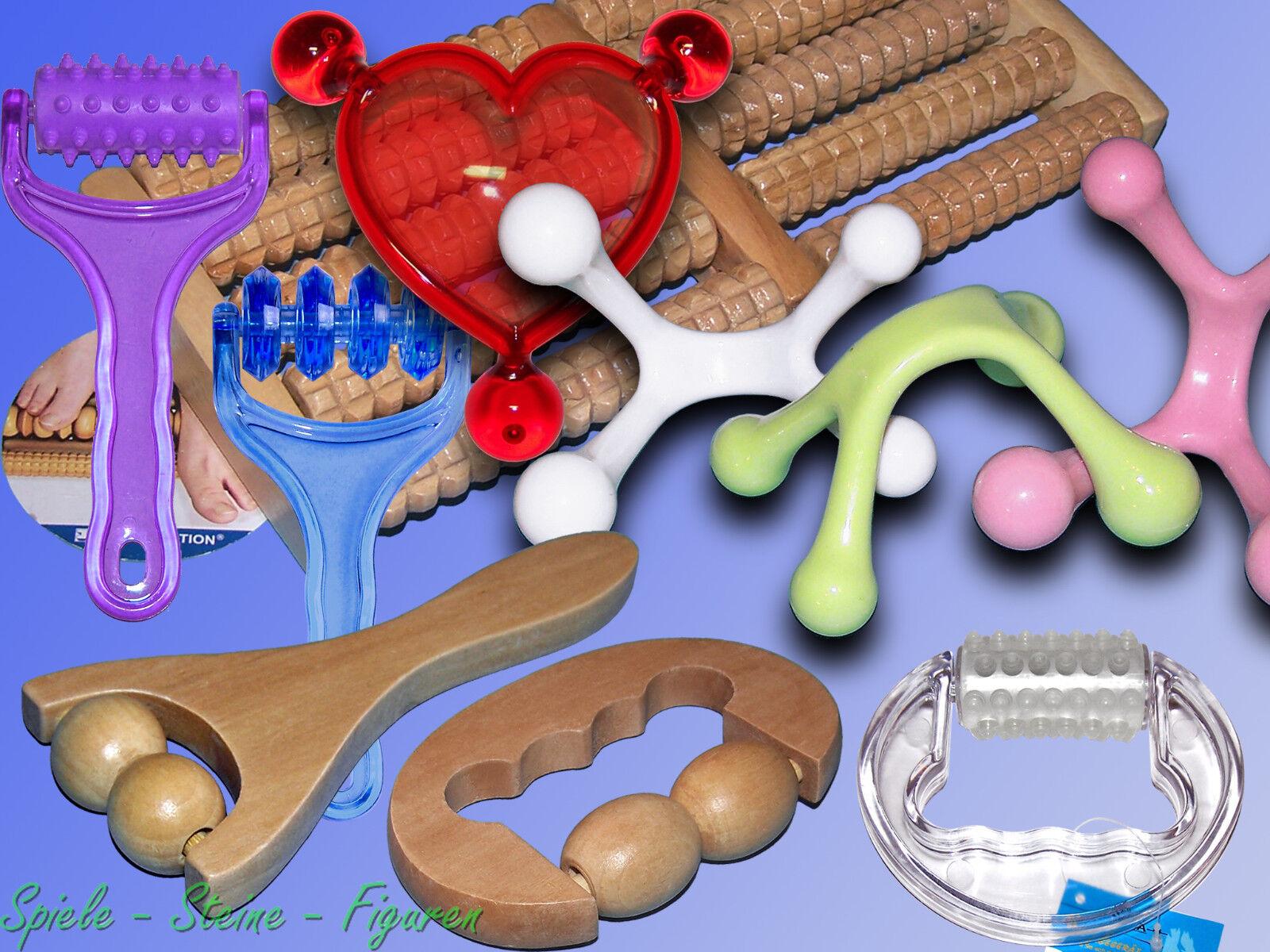 Massaggio a rulli,Wellness Macchina Per Massaggi,Mano Piede massaggio,Legno