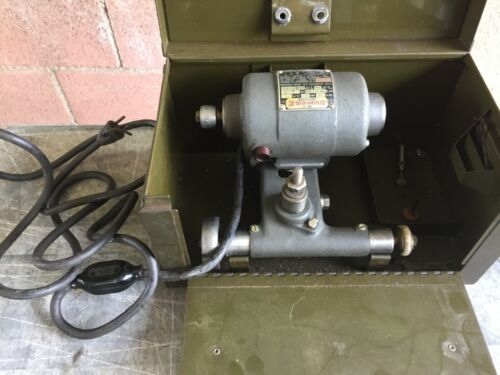 NICE DUMORE NO 11 HIGH SPEED GRINDING ATTACHMENT TOOL POST GRINDER