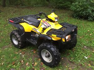 2004 Polaris Sportsman 500 4x4 ONE OWNER With Extras