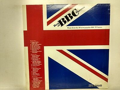 Best Of BBC themes Music From 20 Most Popular BBC-TV Series 2LVinyl Record