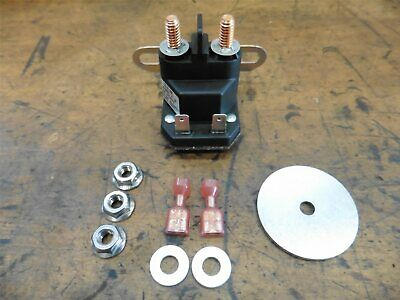 original John Deere Magnetschalter Anlasser Rasentraktor Zeroturn LT LTR X Z LA ()