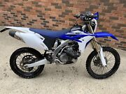 Yamaha WR450F MY2014 Brookvale Manly Area Preview