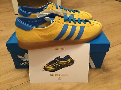 Brand New Adidas Malmo Trainers Size 11