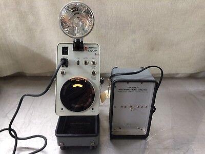 General Radio Strobotac Model 1538-a 1538-p4 High Intensity Flash Capacitor