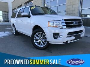 2017 Ford Expedition Max Limited 3.5L V6, No accidents, 8 pas...
