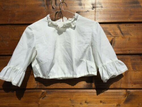 Handmade Traditional Bavarian Oktoberfest Dirndl blouse