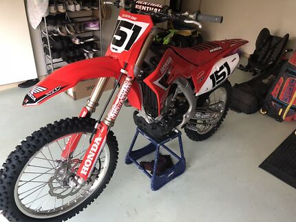 Honda crf450 Boat Harbour Port Stephens Area Preview