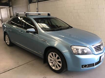 2009 Holden Statesman 6.0L V8 PURE LUXURY