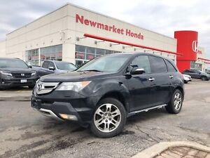 2009 Acura MDX Tech 5sp at (AS IS)