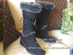 RedTag Black Boot - Size 9.5