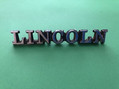LINCOLN 1975-1976-1977-1978-1979-1980-1981+1988 EMBLEM Ornament D5VB-556042