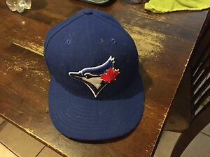 Blue jays authentic hat