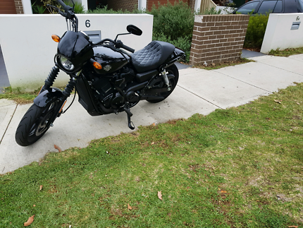 Harley Davidson  Street 500 2016