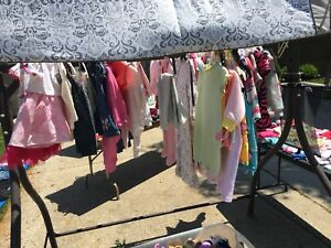 Baby girl clothing all sizes from newborn and up to 5t