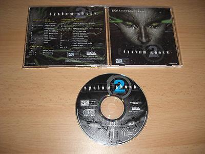 SYSTEM SHOCK 2 Pc Cd Rom CD II FAST 1st Class DISPATCH online kaufen