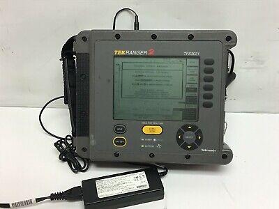 Tektronix Tfs3031 Tekranger2 Mini Optical Time Domain Reflectometer Wopts 0311