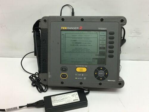 Tektronix TFS3031 Tekranger2 Mini Optical Time Domain Reflectometer W/Opts 03,11