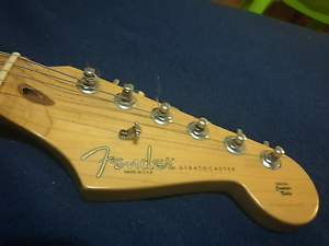 Fender Stratocaster Standard USA 2000 Sunburst **With Hard case** Mount Gambier Grant Area Preview