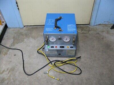National Refrigeration Refrigerant Recovery Machine Ff1ul