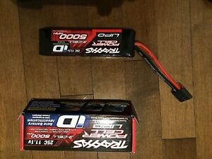 Traxxas power cell battery