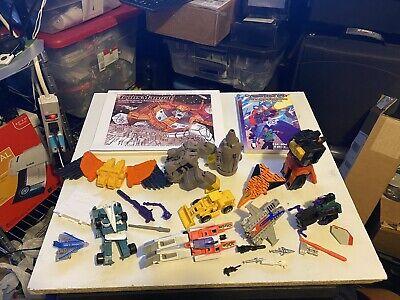 Transformers G1, G2, Machine wars, Misc Parts