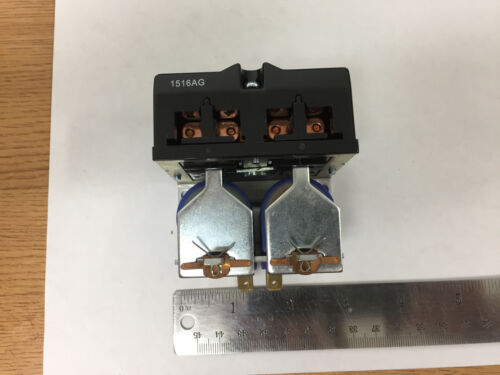 Struthers-Dunn A275KXX-24VDC REVERSING PANEL CONTACTOR 3PST-NO-DM 24VDC 15A