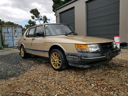 88 Saab....perfect club rego cruiser