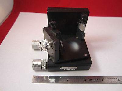 Optical Oriel Mount Laser Optics Mirror Filter Fixture Iv Binpmel