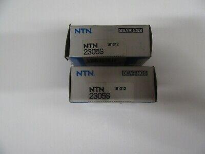 Lot Of 2 Ntn 2305s Bearings
