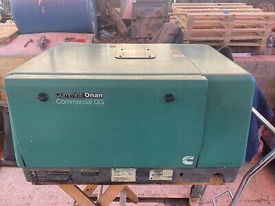Onan Commercial 7000 Watt Generator Rv Motorhome Generator