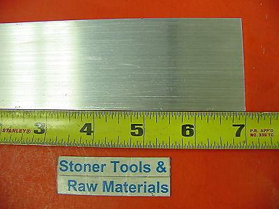 18 X 2 Aluminum 6061 Flat Bar 7 Long T6511 .125 Plate New Mill Stock