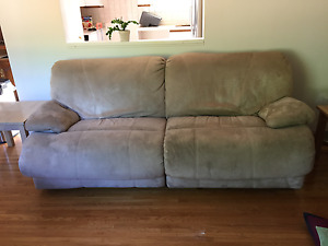 couch and chaisse for sale