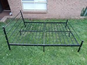 Artiss Metal Queen Bed Frame
