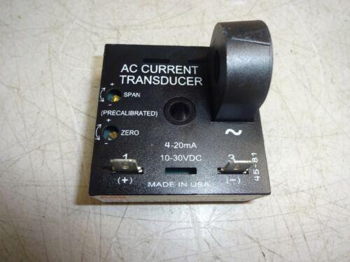 ABB SSAC TCSA5 AC CURRENT TRANSDUCER
