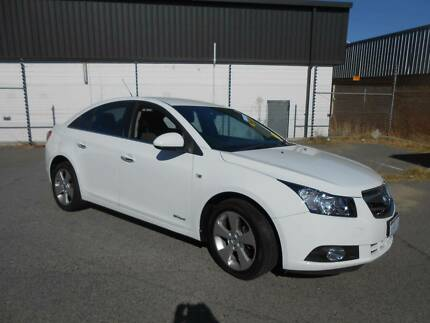 2010 Holden Cruze CDX Auto Turbo Diesel - 4 Door Sedan Wangara Wanneroo Area Preview